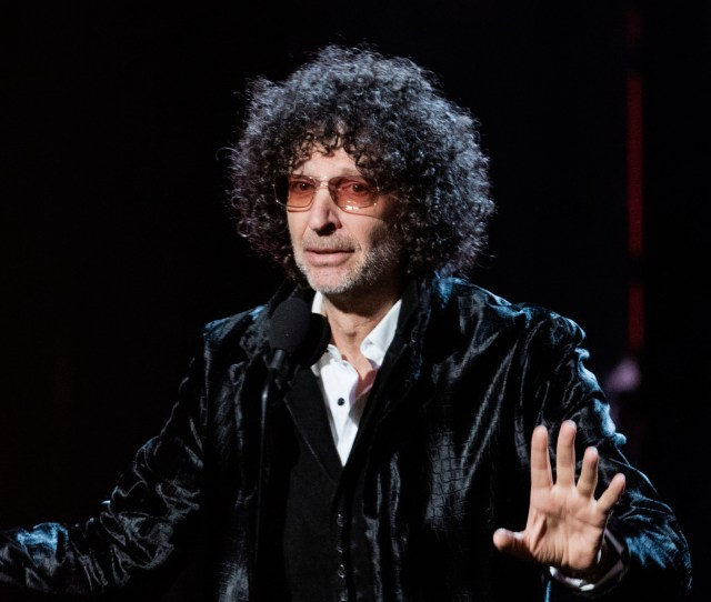Howard Stern Can Talk This New Book Shows Hes Also A Good Listener
