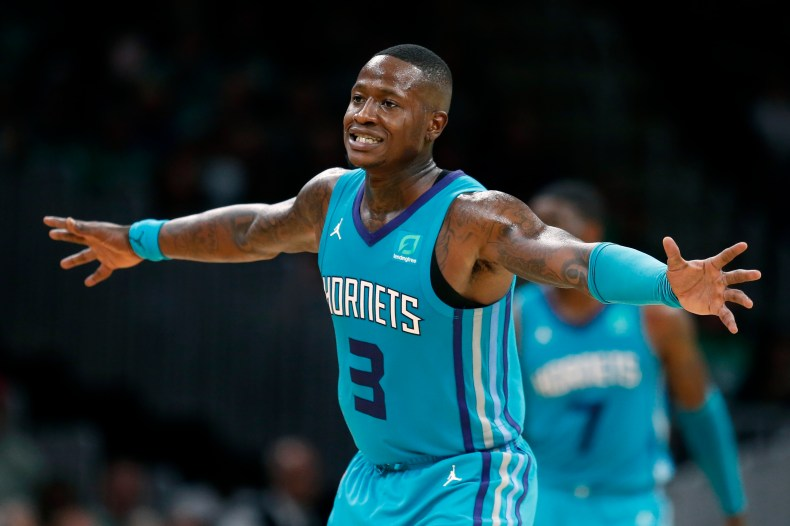 Image result for terry rozier hornets