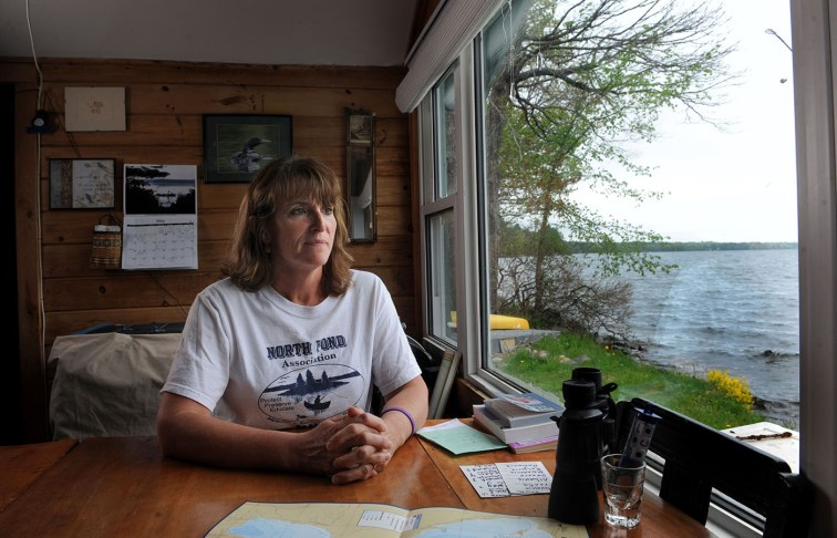 In rural Maine, a life of solitude and larceny - The Boston Globe
