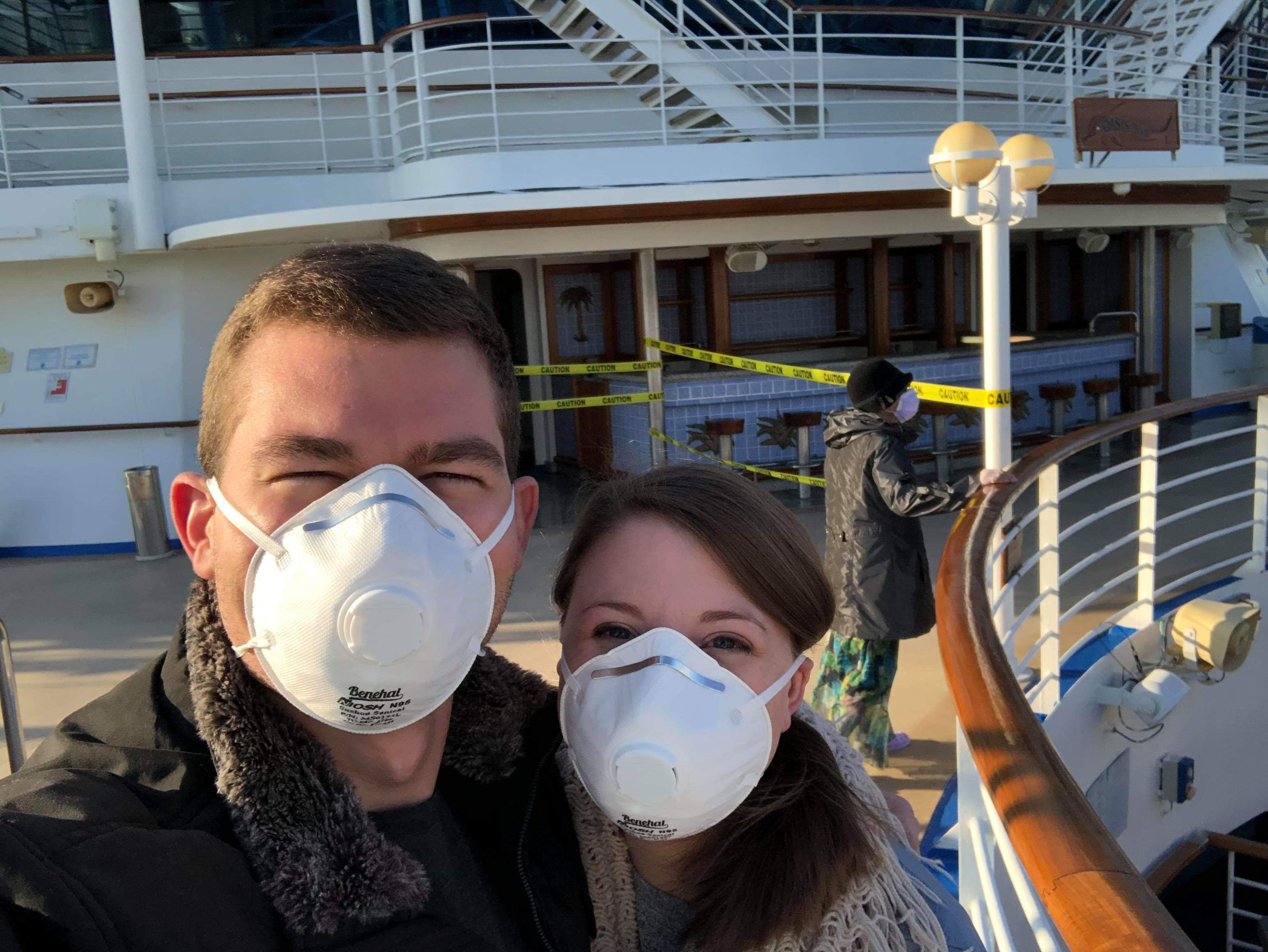 Honeymoon in quarantine: What I learned from our Diamond Princess ...