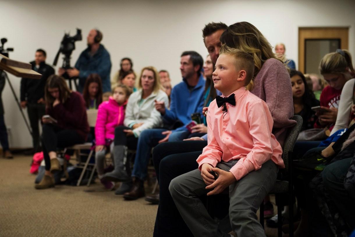 (Timothy Hurst/The Coloradoan via AP)