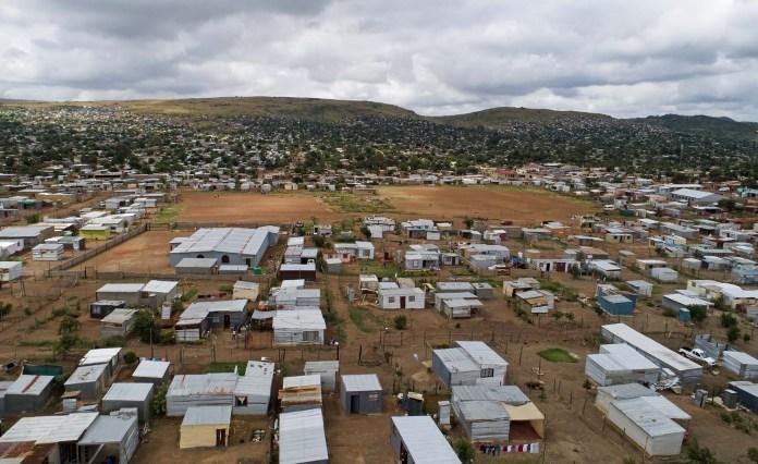 Brazzaville, un asentamiento cercano a Pretoria, en Sudáfrica.