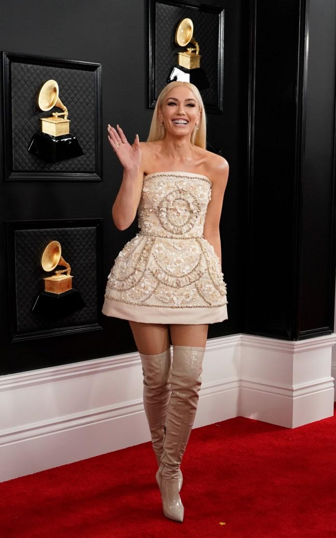 Gwen Stefani, según María Gabriela Gurmandi