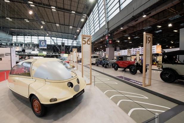 El Citroën C10 ofrecía cualidades aerodinámicas revolucionarias para la época