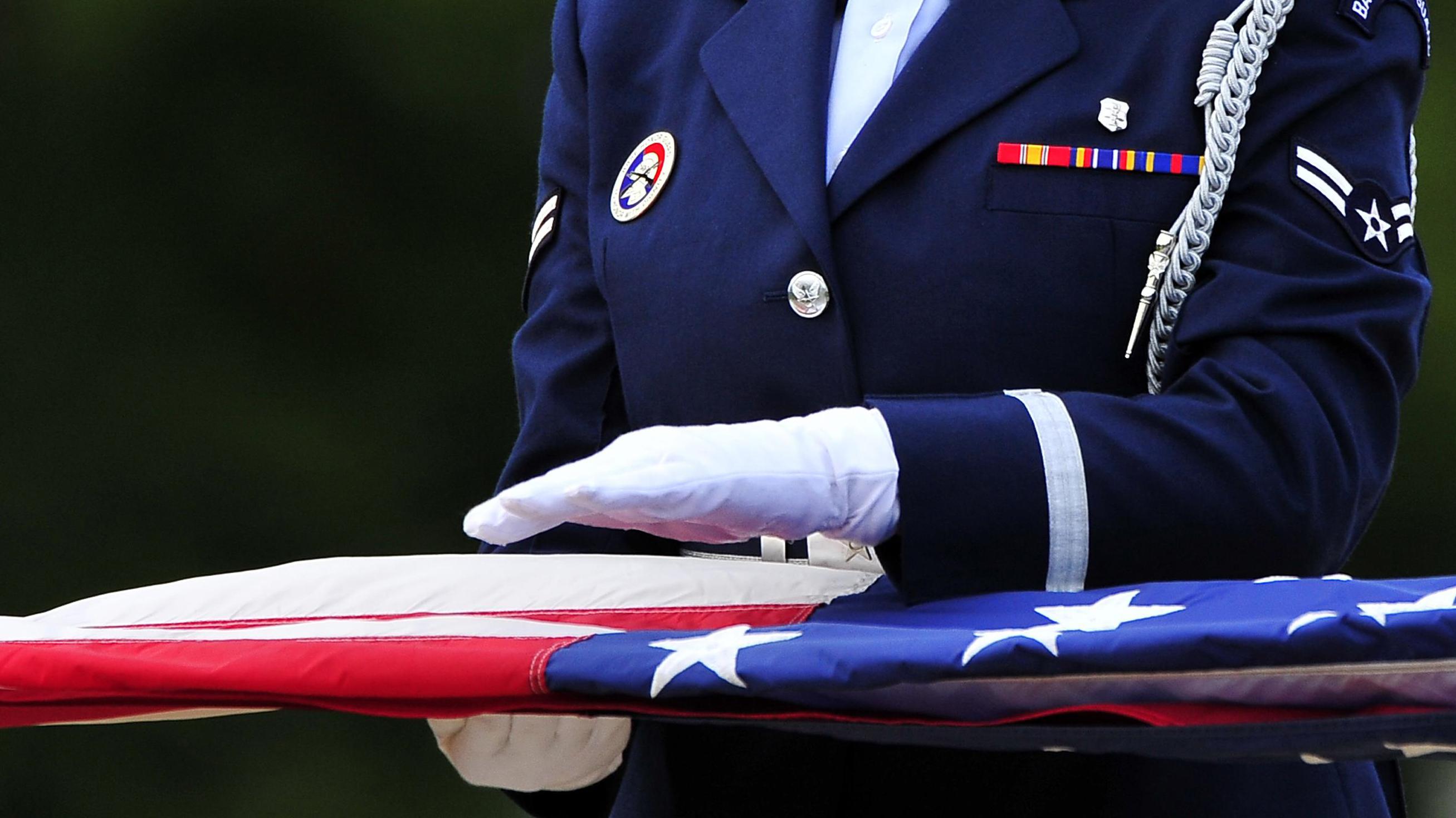Folding Flag Worksheet