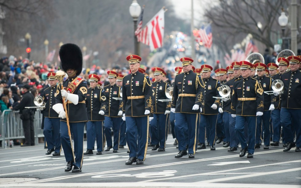Trump's military parade could cost up to $30 million