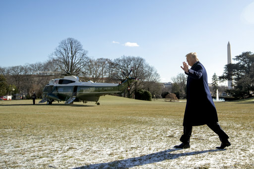 New Trump order focused on preventing suicide among new vets