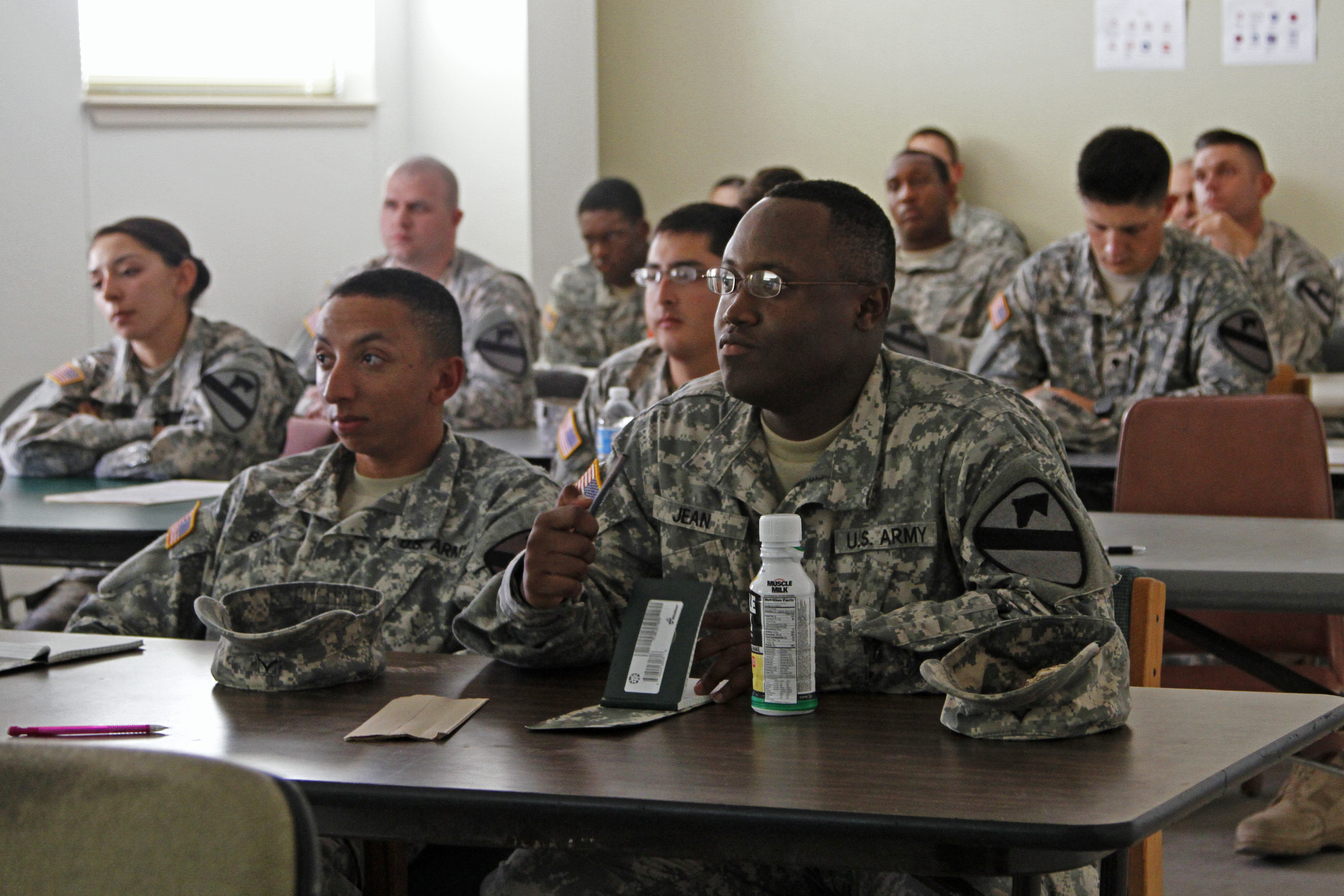 From Specialists To Sergeants Major The Army Is