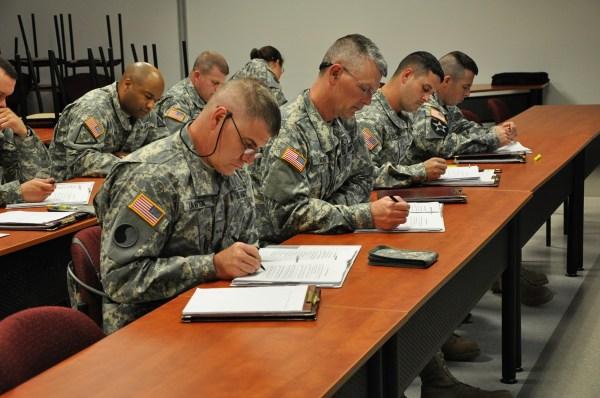 Warrant Officers Retire In Highest Grade Served