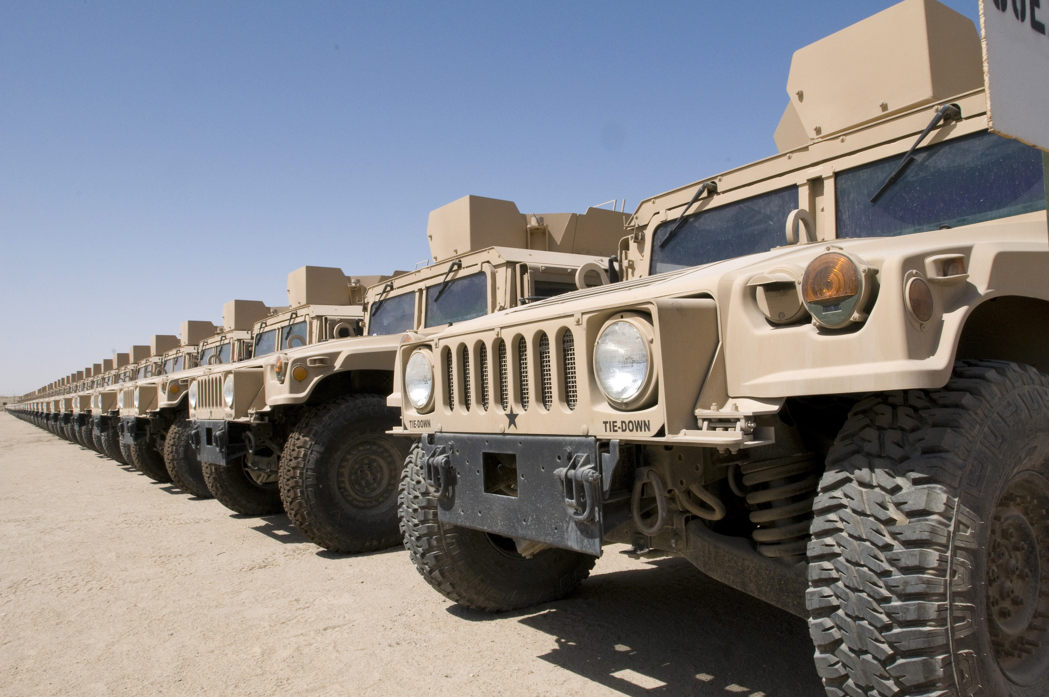 Surplus Humvee auctions to public a first for DoD