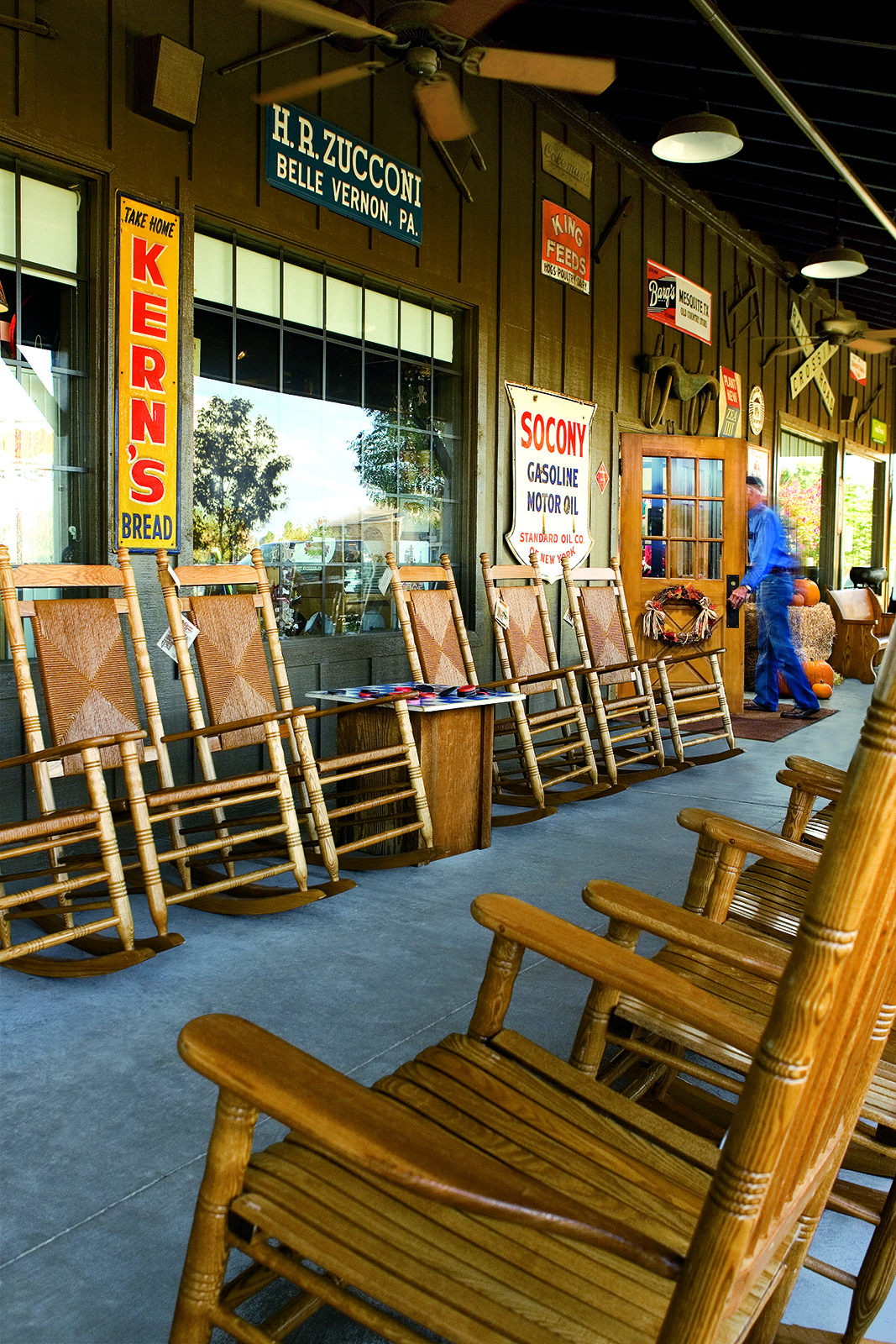 black rocking chairs cracker barrel unique living room to donate military families