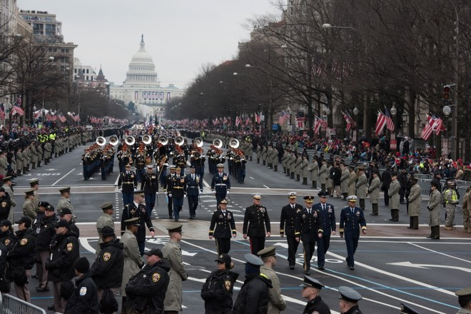 We asked, you voted: 89 percent said no to Trump's military parade