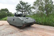 Firepower Protected Army Vehicle Mobile