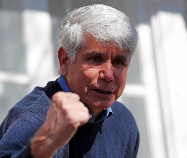 Rod Blagojevich Freed From Prison And Returns To Chicago Chicago