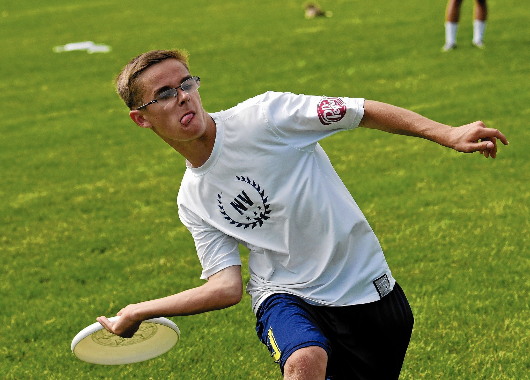 ultimate frisbee growing in