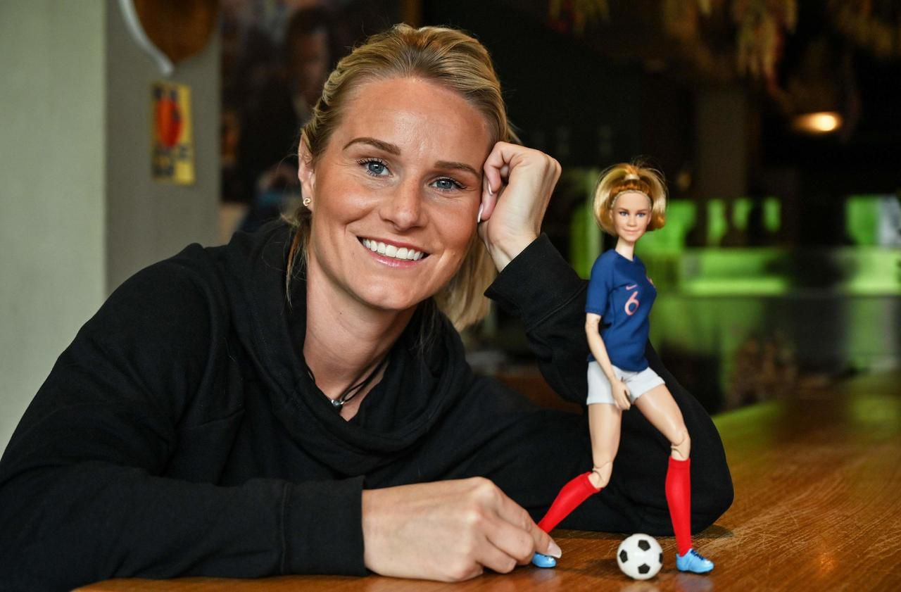Football In The North We Are Proud Of The Barbie Amandine Henry Archyde