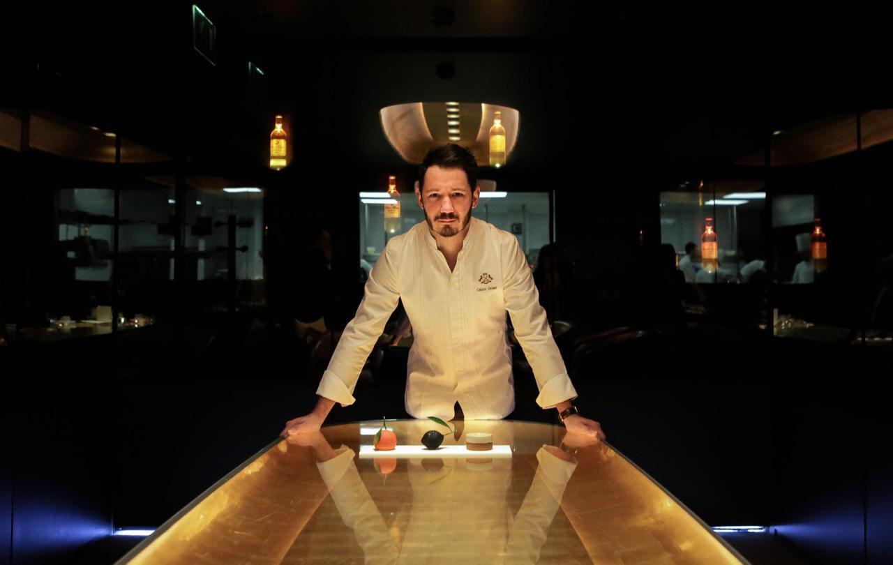 Paris : Cédric Grolet. 32 ans. meilleur pâtissier de restaurant du monde - Le Parisien