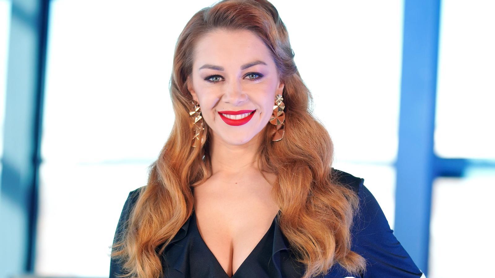 Lets Dance 2019 Oana Nechiti erklrt ihre neue Frisur