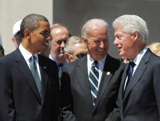 Bill Clinton, Barack Obama and Uncle Joe, who outlasted them both - The Washington Post