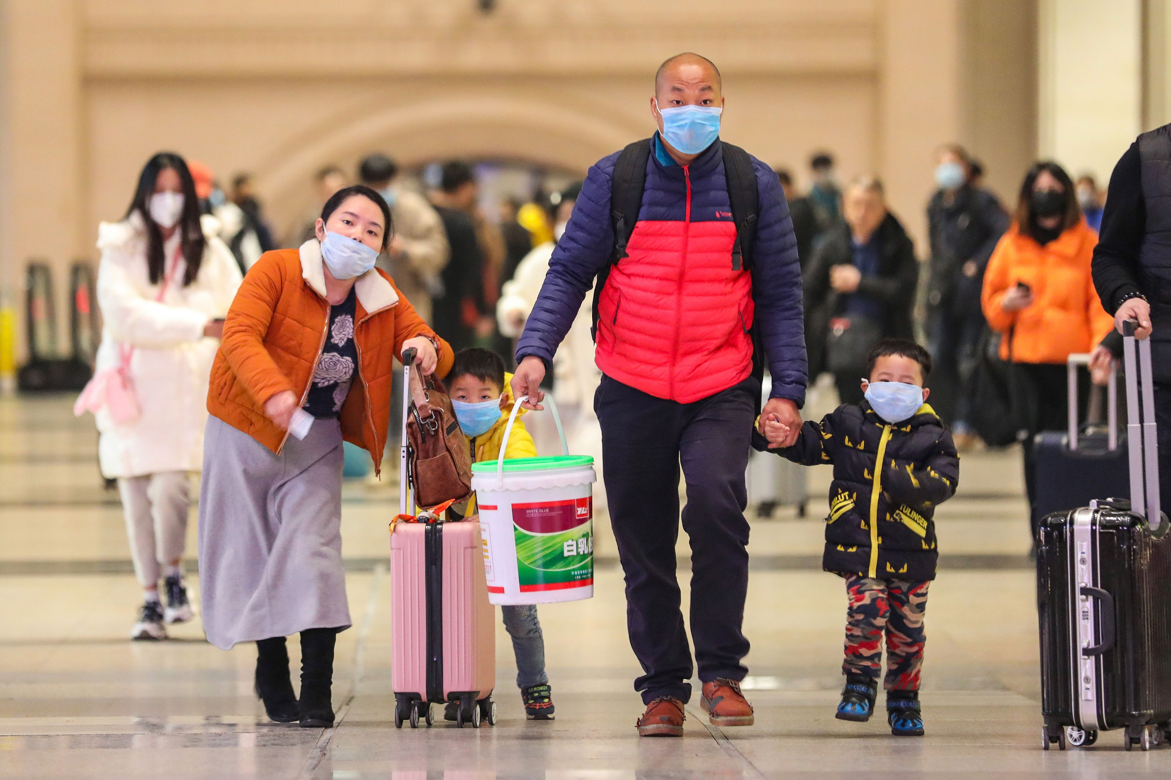 North Korea bans foreign tourists as coronavirus spreads - The ...