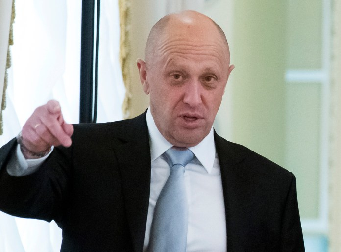 Russian trolls: Yevgeniy Prigozhin, 'Putin's chef' accused of ...