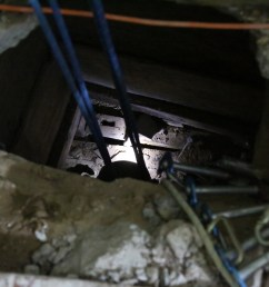 drug tunnel under kfc arizona police find breaking bad style mexico bad electrical wiring [ 5760 x 3840 Pixel ]