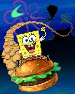 The Krabby Patty : krabby, patty, SpongeBob's', Krusty, Opening, Washington