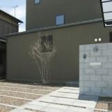 姫路 飾磨の家Ⅱ 外観