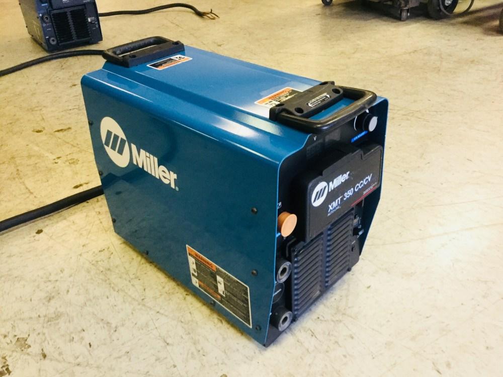 medium resolution of  miller coolmate miller xmt 350 cc cv multiprocess welder arc heat on miller suitcase miller wire