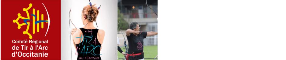 tir à l'arc au féminin - Arc Occitanie
