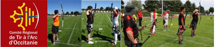 FITA individuel et tir en équipe DRE - Arc Occitanie