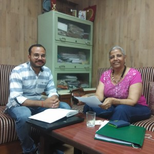 Interview by Ketan MOR   Taking Action at Home: Sustainability as Core Pillars of University Governance