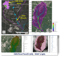 Surface water model development at Tims Branch using commercial softwares (MIKE and RiverFLO2D), and non-commercial software (SWAT), Savannah River Site, SC.