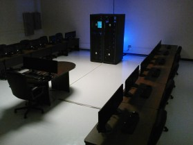 The TRMC/FIU-ARC CyperSpace Technology, Testing, and Training Lab