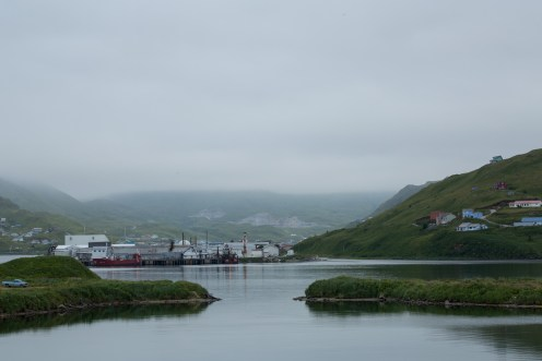 Xatacyan Laggon, Dutch Harbor, Alaska