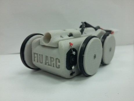 Magnetic mini rover
