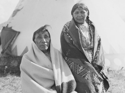 Indian Peoples of the Northern Great Plains Digital Collection  Montana State University Library