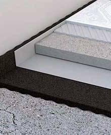 Vibration Isolation of Floating Floors