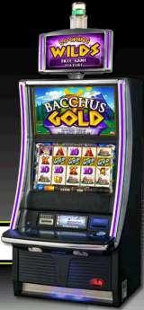 Bacchus Gold Slot Machine By Bally Tech, Inc(2011
