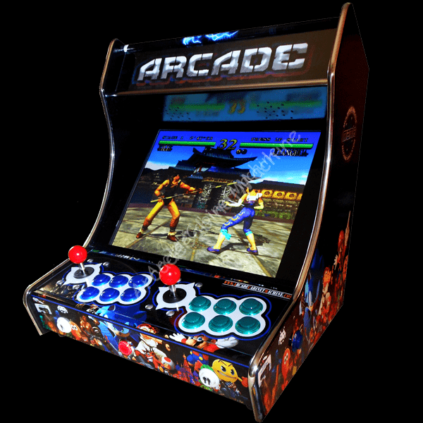 Pin Mame Arcade Cabinet on Pinterest