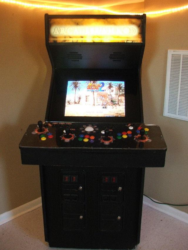 arcade cabinet plans 4 player | centerfordemocracy
