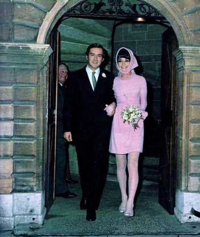 HEPBURN1969 WEDDING
