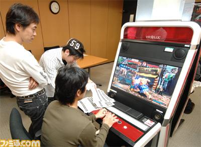 Street Fighter Iv On Viewlix Cabinet Uses Taito Type X2