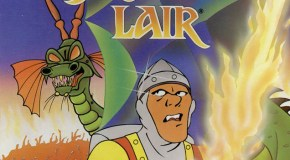 Dragon's Lair Gets A Kickstarter To Pitch A Non-Interactive Movie