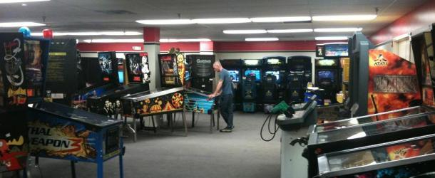 The Appeal of Pinball (and other musings)