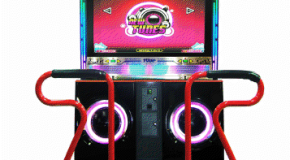 New Pump It Up TX cabinet debuting at IAAPA