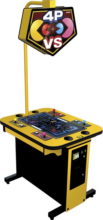 Pac-Man Battle Royale Cabinet web