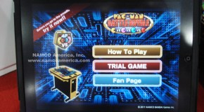 Namco releases promo iPad/iPhone app for Pac-Man Battle Royale