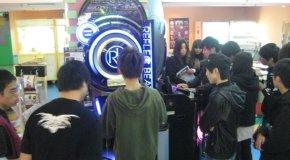 The 2011 Reflec Beat Taiwan Grand Prix taking place Feb. 12th