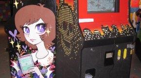 Attract Mode X Babycastles custom arcade cabinets